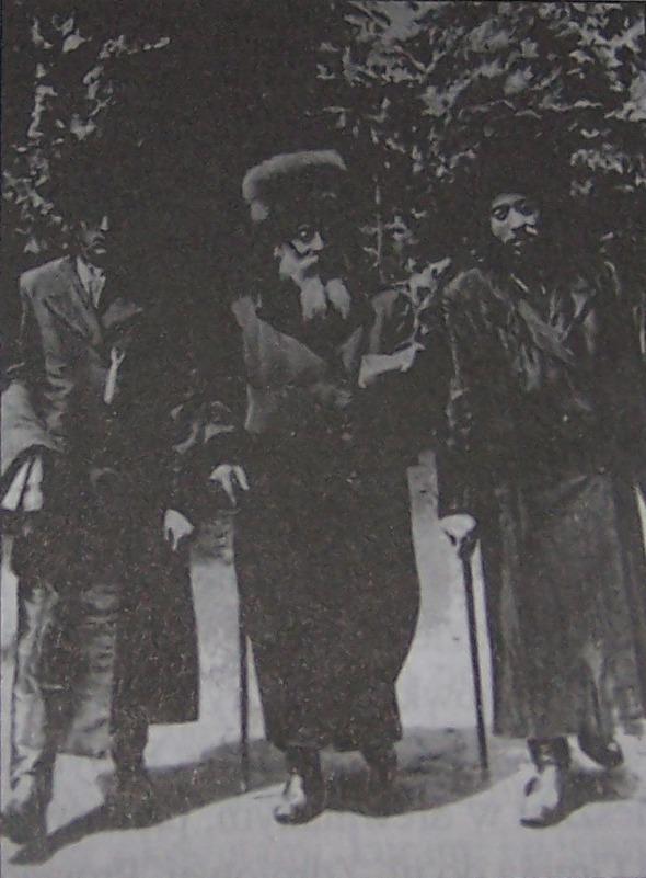 rabin z bełza w horyńcu