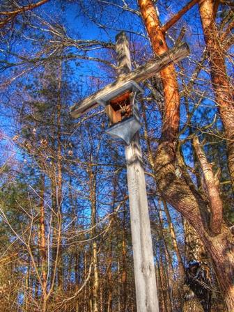 Krzyż Jeleń Horyniec
