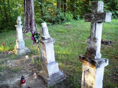 cmentarz choleryczny w horyńcu