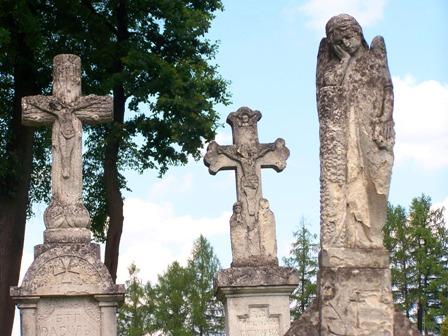 cmentarz horyniec