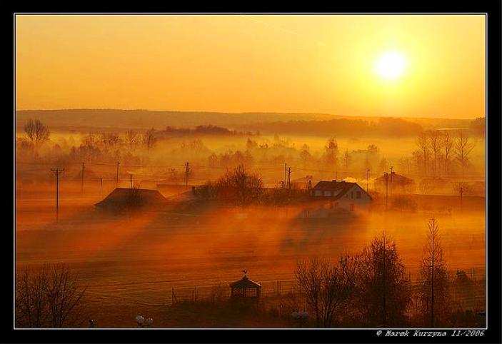 horyniec sunrise