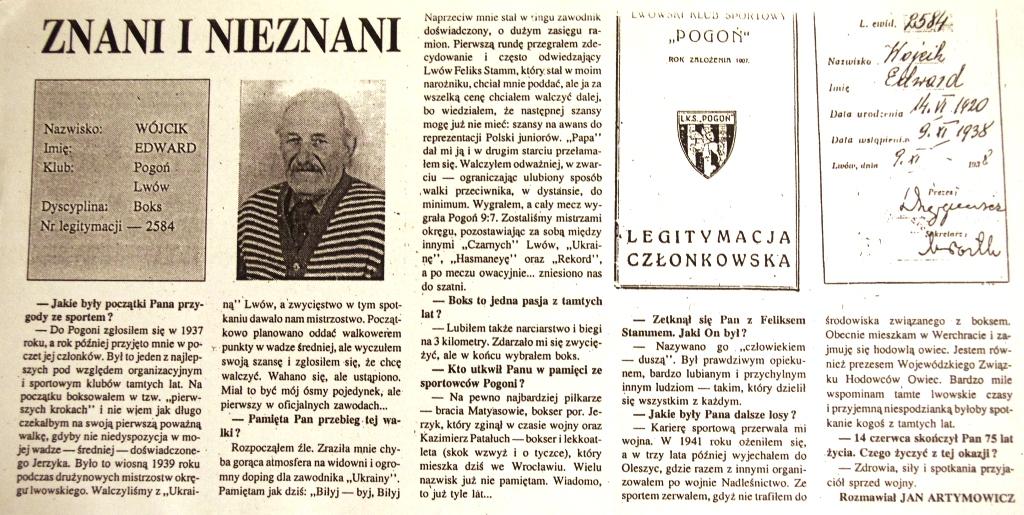 jan artymowicz