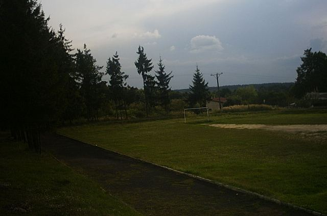 boisko piaskowe 2007