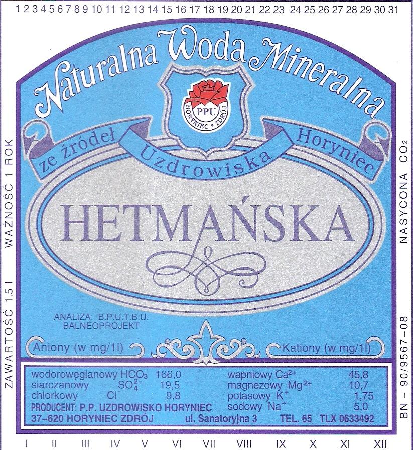 Hetmańska