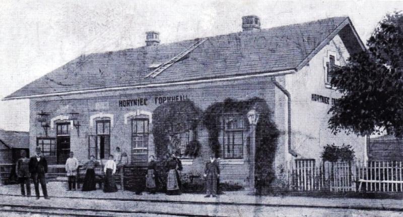 stacja kolejowa w horyńcu (1)