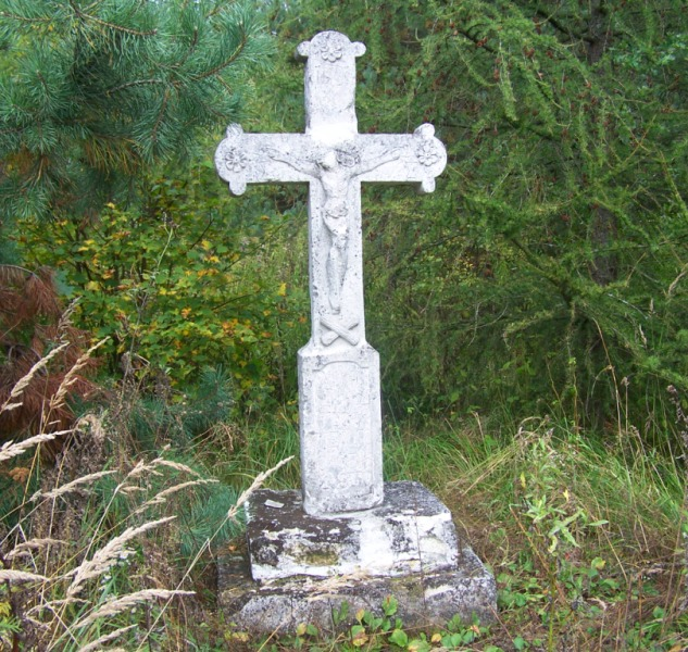 łuh krzyż