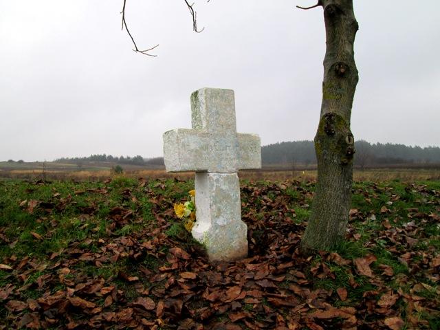krzyż taty kazika