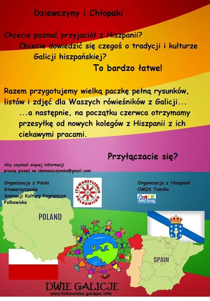 Plakat informacyjny, prosimy o rozpowszechnianie!