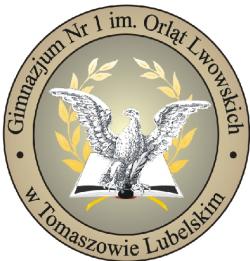 Gimnazjum nr 1 Logo250